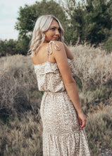 Load image into Gallery viewer, After Dawn Maxi Dress - Leopard