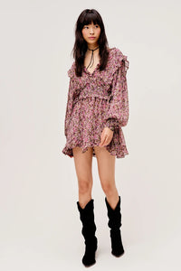 Sadie Mini Dress - Ditsy