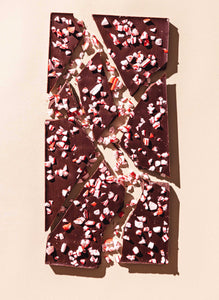 Dark Chocolate Peppermint Bar - (Available ONLY for PICKUP or LOCAL DELIVERY)