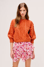 Load image into Gallery viewer, Florentina Sweater - Ginger