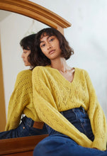 Load image into Gallery viewer, Mika Sweater - Honeycomb