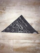 Load image into Gallery viewer, HB Bandana - Gray