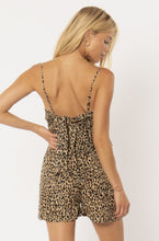 Load image into Gallery viewer, Blissed Out Woven Tank - Mocha