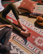 Load image into Gallery viewer, Persian Rug Yoga Mat + Strap