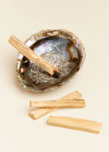 Load image into Gallery viewer, Abalone Smudge Bowl