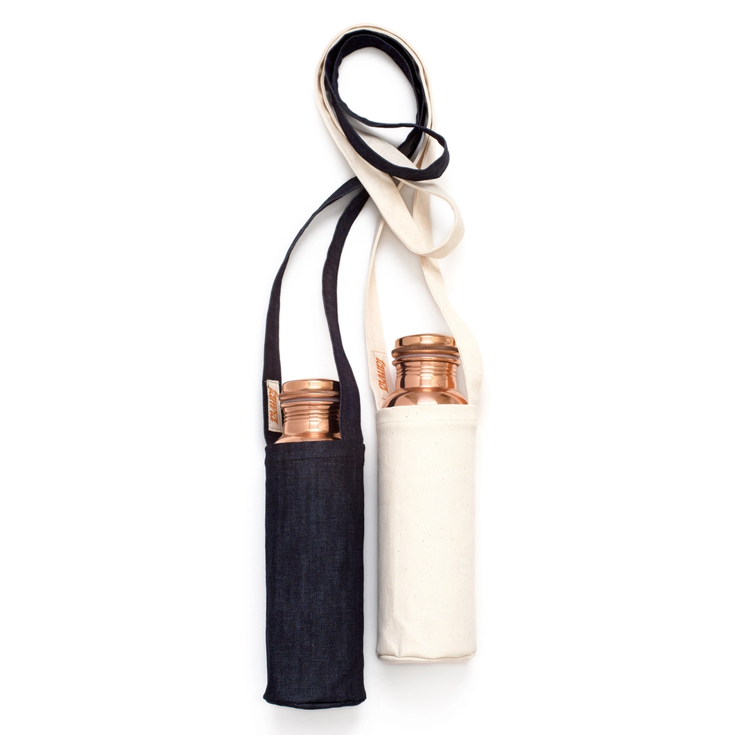 Bottle Tote - Natural