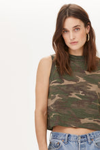 Load image into Gallery viewer, Camo Garçon Tank