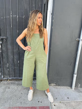 Load image into Gallery viewer, Lyla Jumpsuit- Olive