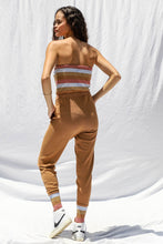 Load image into Gallery viewer, Snowmass Jumpsuit - Aspen Stripe