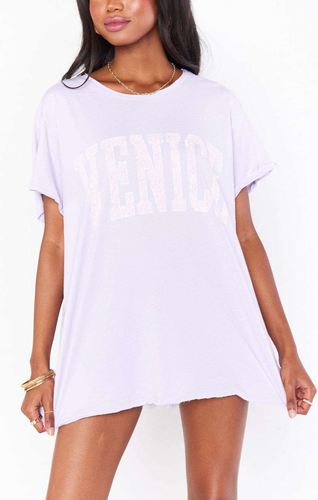 Airport Tee - Venice Graphic