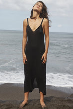 Load image into Gallery viewer, Saige Maxi  Dress - Back