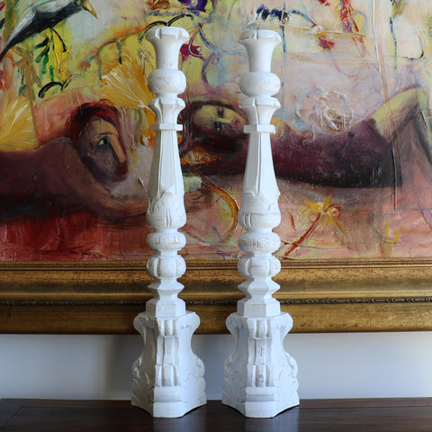 Candlesticks, 800mm