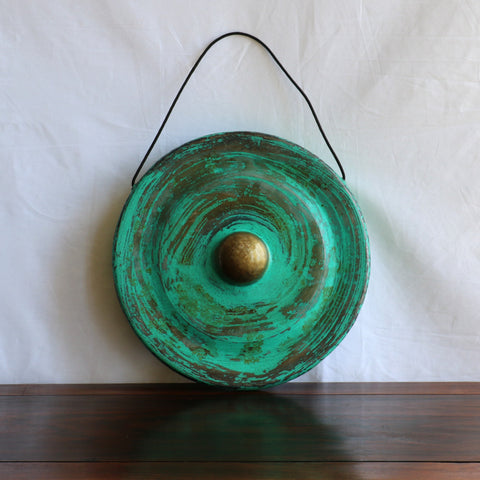 Gong, musical instrument, small, No 2