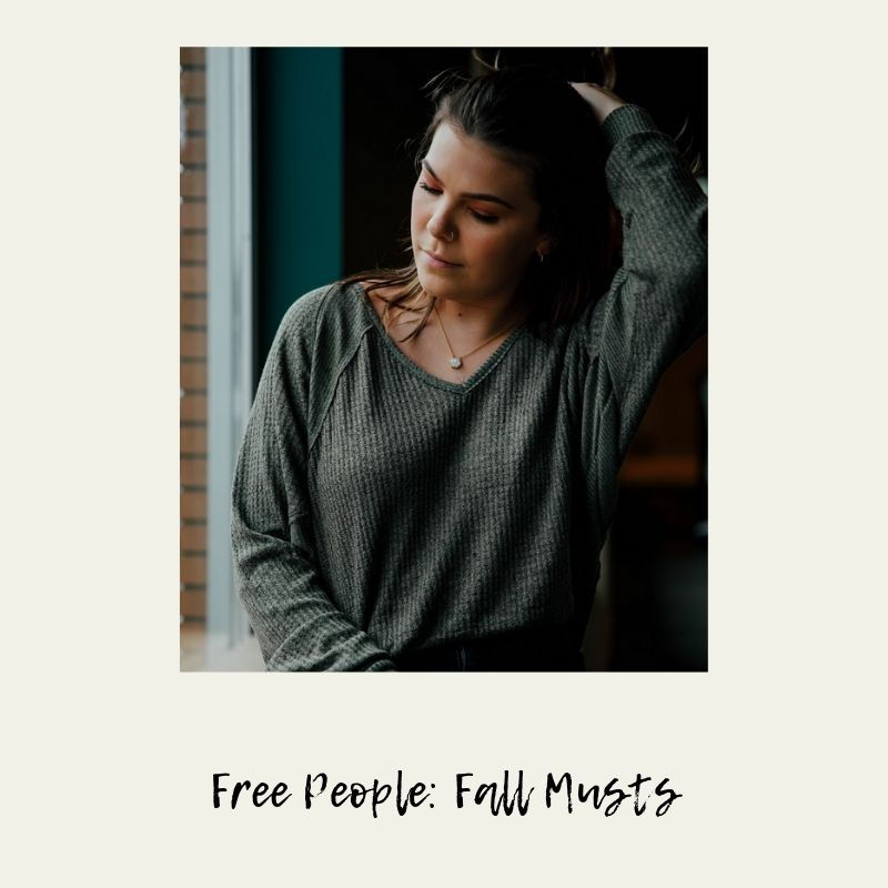 Free People: Fall Musts