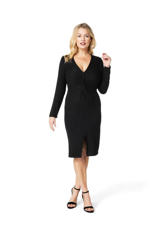 Cupcakes and Cashmere Dress Business Professional Little Black Dress