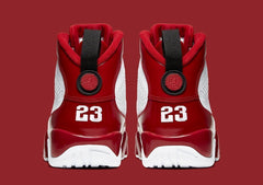 "Air Jordan 9 Retro ""Gym Red""-Athletic Sneakers-Jordan-[produt_sku]-Coda & Cade"