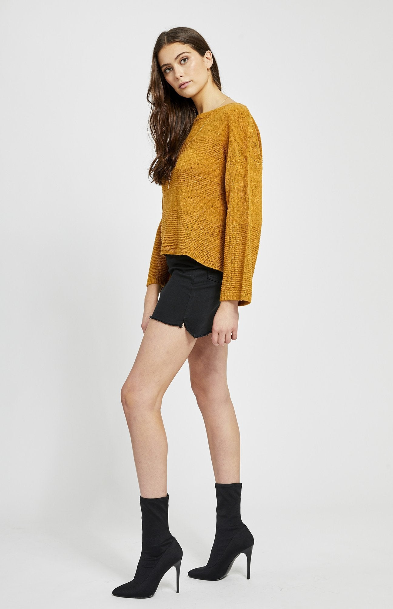 Anchorage Sweater-Sweaters & Knits-Gentle Fawn-Coda & Cade