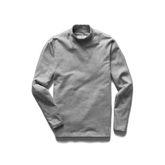 Brushed Interlock High Neck P/O-Crewneck Sweatshirts-Reigning Champ-Coda & Cade
