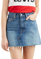 Deconstructed Skirt-Shorts & Skirts-Levi's Women-Regina-denim-clothing-Coda & Cade
