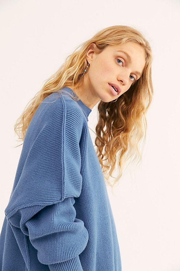 Easy Street Tunic-Sweaters & Knits-Free People-Coda & Cade