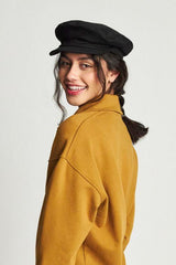 Fiddler Unstructured Cap-Headwear-Brixton Women-Coda & Cade