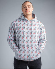 Fresh-Fleece AOP Hoodie-Hooded Sweatshirts-22 Fresh-[Regina]-[Saskatchewan]-[Made in Canada]-Coda & Cade
