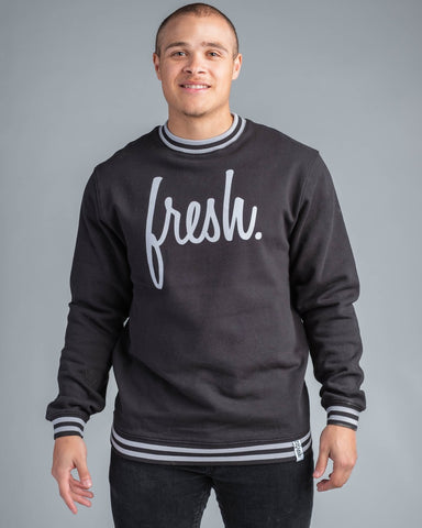 Fresh-Fleece Athlete Crewneck