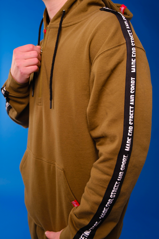 Fresh-Fleece Street & Sport Half Zip