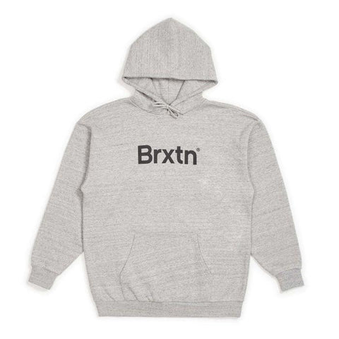 Gate Hood-Hooded Sweatshirts-Brixton-Coda & Cade