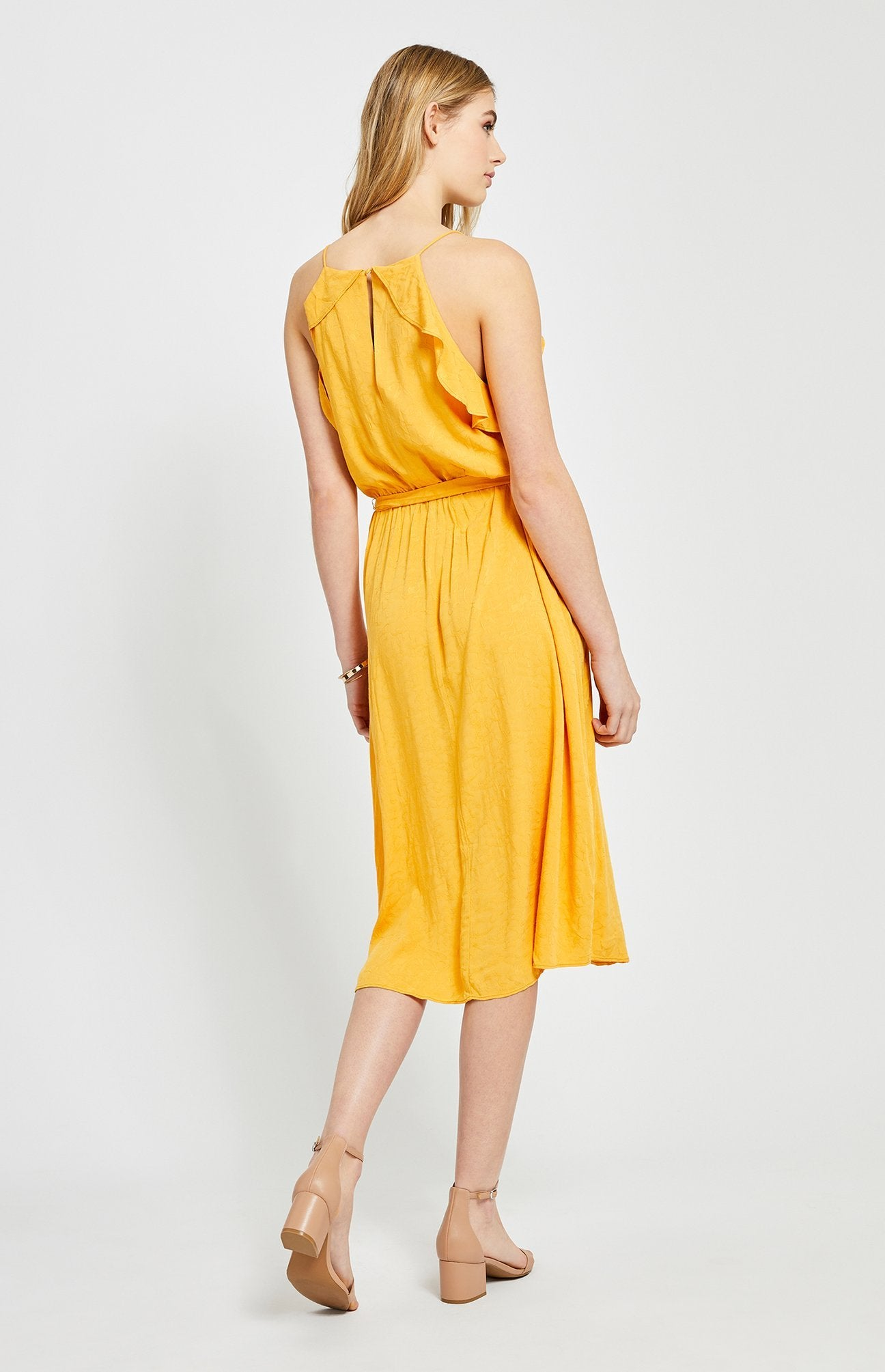 Genevieve Dress-Cocktail Dresses-Gentle Fawn-Coda & Cade