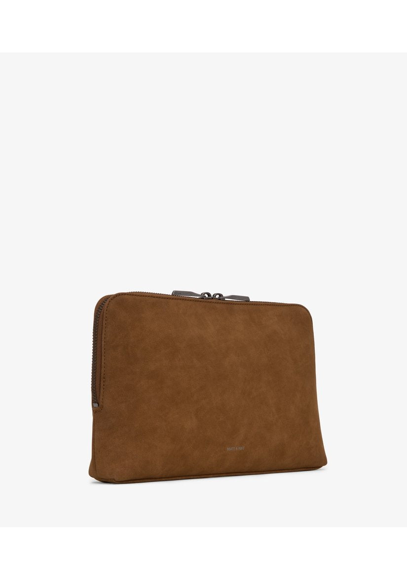 Harper Suede Wallet-Wallets & Clutches-Matt And Nat-bags-Saskatchewan-vegan leather-Coda & Cade