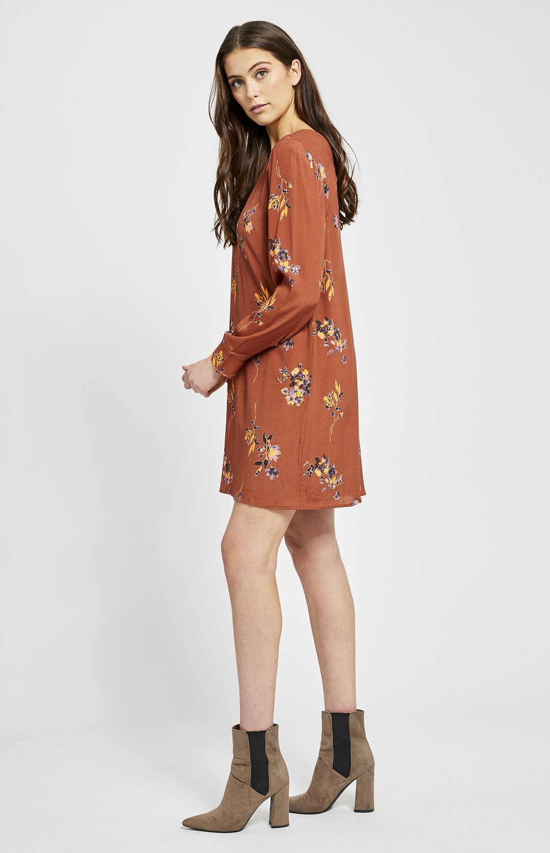 Inka Dress-Cocktail Dresses-Gentle Fawn-Coda & Cade