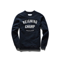 Knit Mid Weight Terry Gym Logo Crew Neck-Crewneck Sweatshirts-Reigning Champ-Coda & Cade
