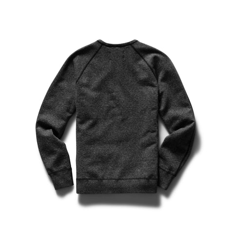 Knit Mid Weight Terry L/S Crew Neck