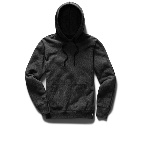 Knit Mid Weight Terry Pullover Hoodie