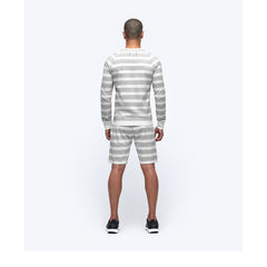 Knit Striped Terry Reversible Crewneck-Crewneck Sweatshirts-Reigning Champ-Coda & Cade