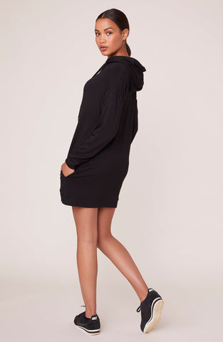 Leave Room Sweatshirt Dress