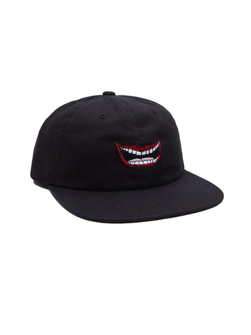 Lips 6 Panel Snapback-Hats-Obey-Coda & Cade