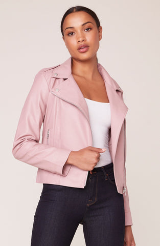Moto Finish Vegan Jacket