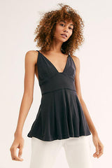 Never Let You Go Tank-Tank Tops-Free People-Coda & Cade