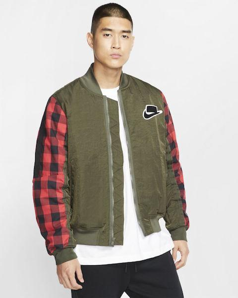 NSW NSP Synthetic Fill Bomber-Jackets-Nike-streetwear-sneakers-fashion-Coda & Cade
