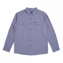 Olson L/S Woven-Button Down Shirts-Brixton-Coda & Cade