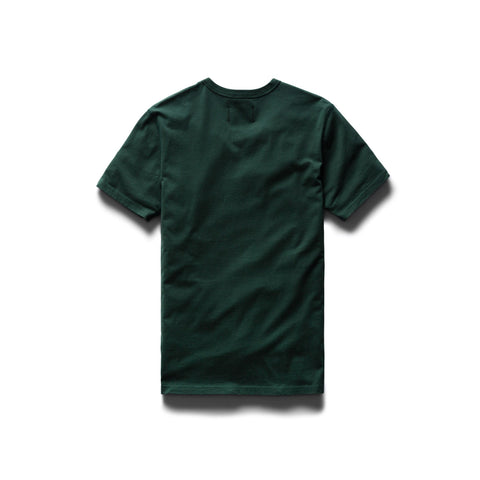 Pima Jersey Ivy League Tee