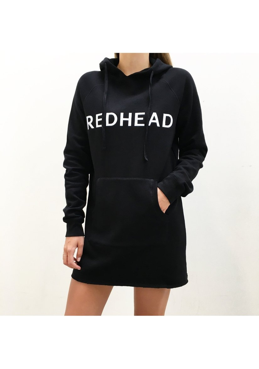 Redhead Middle Sister Dress-Sweatshirts-Brunette-[Regina]-[Saskatchewan]-[Blonde]-Coda & Cade