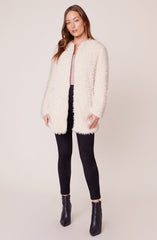 Soft Spot Faux Fur Jacket-Jackets & Coats-BB Dakota-Coda & Cade