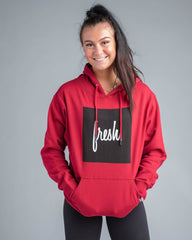 Squared Up Hoodie-Hooded Sweatshirts-22 Fresh-[Regina]-[Saskatchewan]-[Made in Canada]-Coda & Cade