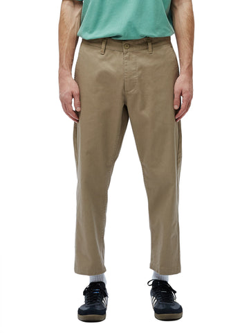 Straggler Flooded Pant-Slim Pants-Obey-Coda & Cade