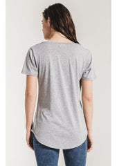 The Pocket Tee-V-Neck Tees-Z Supply-Coda & Cade