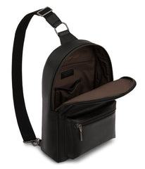 Voas Small Vintage Backpack-Backpacks-Matt And Nat-bags-Saskatchewan-vegan leather-Coda & Cade