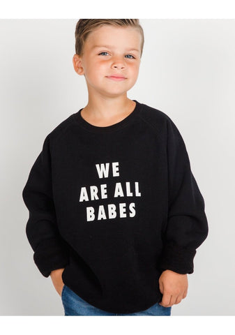 """We Are All Babes"" Little Babes Crew"